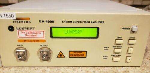 Luxpert FiberPro  EA4000 Erbium Doped Fiber Amplifier