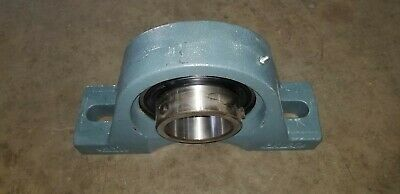 Ami Pillow Block Bearing Ucx20-64 Insert With Px20 Housing 4 Id For Shaft