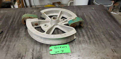 Greenlee 5018659 Shoe Only For 1818 Mechanical Conduit Bender  Lot3