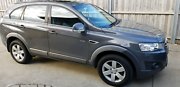 2011 Holden Captiva, 7 Seats, Turbo Diesel (Swaps) Hobart CBD Hobart City Preview