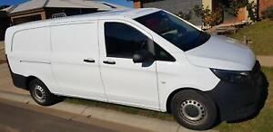 2018 Mercedes-Benz Vito 114 BLUETEC LWB Automatic Van/Minivan