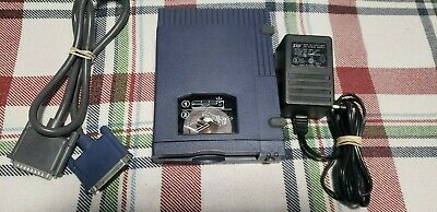 Iomega Z100P2 ZIP 100 External Drive w/ Power Adapter and Cable Free Shipping
