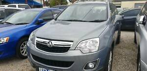 2014 Holden Captiva CG Wagon Lilydale Yarra Ranges Preview