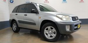 2001 Toyota RAV 4 EDGE (4x4) North St Marys Penrith Area Preview