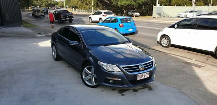 2009 Volkswagen Passat Type 3CC 125TDI CC Coupe East Brisbane Brisbane South East Preview