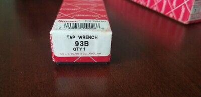 Starrett 93b T Handle Tap Wrench