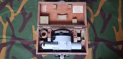 Theodolite Carl Zeiss Ni 2 With Box Surveying Station Keuffel Esser Co. German