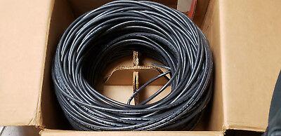 Belden Inc. Black-wire 9576010u500 22awg 25ft
