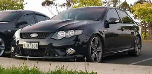 2010 Ford Falcon XR6 TURBO - 50th Anniversary