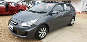 2013 HYUNDAI ACCENT ACTIVE HATCH Aitkenvale Townsville City Preview