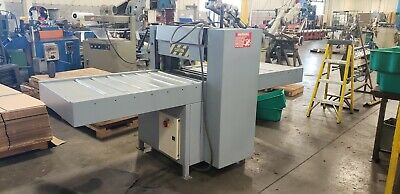 Visual Packaging Systems Pass Through Die Cutter
