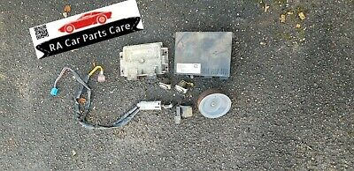 PEUGEOT PARTNER  / CITROEN BERLINGO IGNITION KIT SET ECU BSI IMMO KEY 1999-2007