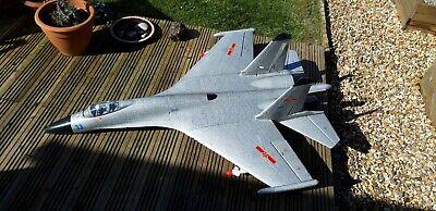 Wings Maker J-11B FighterUsed RC Jet takes 2 x 6s Batteries