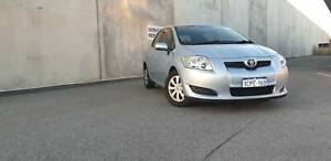 2007 Toyota Corolla ASCENT SECA Automatic Hatchback Kenwick Gosnells Area Preview