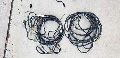 Yamaha gauges and wires harness