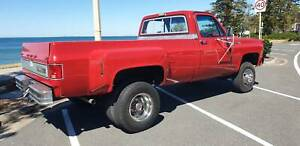 1979 Chevy K30 Dually 4x4 Big Block 454 Clontarf Redcliffe Area Preview