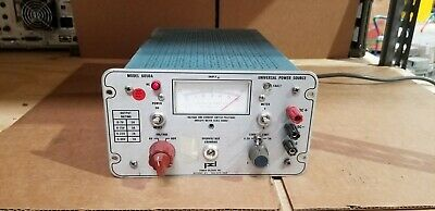 Power Designs 6050a Dc Power Supply Unit 1