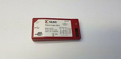 Xilinx Platform Cable Usb Ii Model Dlc10