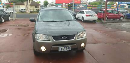 2006 Ford Territory TS 7 SEATS SUV REG RWC 12 MONTHS WARRANTY Sunshine North Brimbank Area Preview