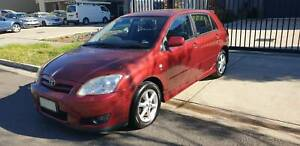 Excellent! 2004 Toyota Corolla Levin - Full Service - REG/RWC Coburg North Moreland Area Preview