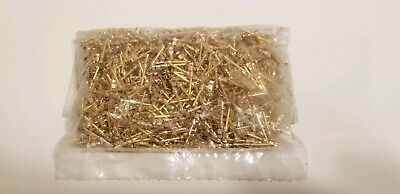 Amp Electrical Connector Pin Contact 66506-9 20-24 Awg Qty. 1000 - New