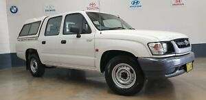 2003 Toyota Hilux North St Marys Penrith Area Preview