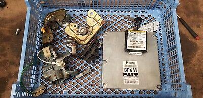 MAZDA MX5 (MK2.5 2001 - 2005) BP6M ECU + DOOR LOCK / BOOT / IGNITION / 1.8