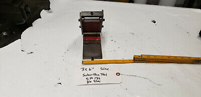 Suburban Sp-136 3x6x2 Sine Plate No Locking Strap. Sn-9901