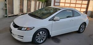 2010 HONDA CIVIC COUPE EXL LEATHER SUNROOF $5800 FIRM