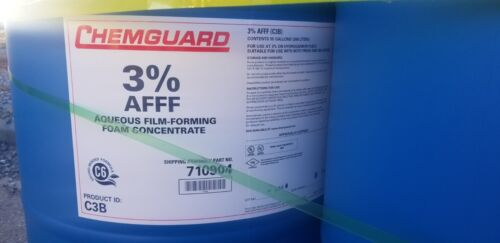 Chemguard AFFF 3% fire fighting foam