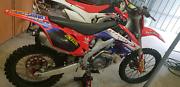 Honda crf450  Morwell Latrobe Valley Preview