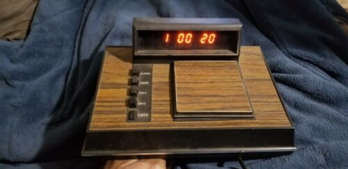 Garrett ITM2 RPN input calculator  comes with cover!  ULTRA RARE