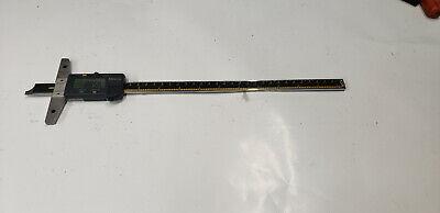 Mitutoyo 571-213-10 0-12 Digitmatic Depth Gage Wetchings Sn-2489. Shelf T4