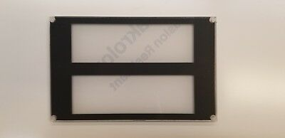 Gilbarco M00371b003 Encore 300 500 Main Display Windowlens 7.5w X 4.7w