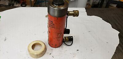 Power Team Rd256 25-ton X 6 Stroke Double Acting Hydraulic Cylinder. Shelf S5