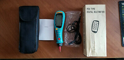 Bside Zt203 Auto Ranging Multimeter - Pen Type Digital - New