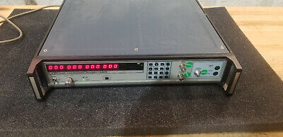 Eip Microwave 538b Microwave Frequency Counter Option 12 Good