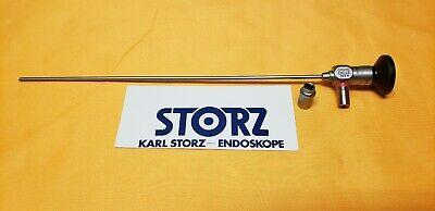 Karl Storz 26007ba Pediatric Laparoscope 30 Degree 3.3mm X 25cm Autoclavable