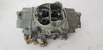 Holley 850 Annular Booster Mechanical Secondary Carburetor LIST 9380