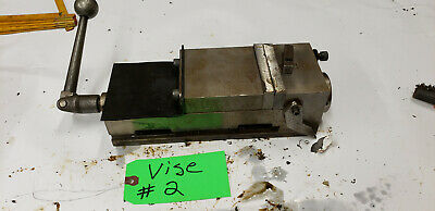4 Kurt Ii Pt-400 Machine Vise Vice With Steel Jaws Handle. Vice 2 Shelf T4