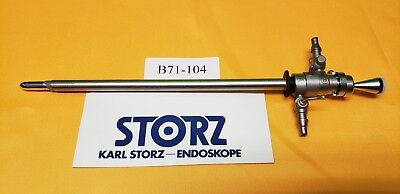 Storz 27040sm Resectoscope Sheath 28fr 27040xb Inner Sheath27048co Obturator