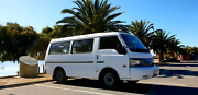 Mazda LWB Campervan, Backpacker ready 💪 Adelaide CBD Adelaide City Preview