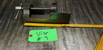 Palmgren 4 Machinist Drill Press Milling Vise. Vice 9 Shelf C4