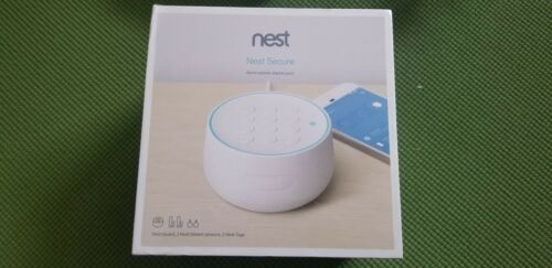 Sealed Nest Secure Alarm System Starter Pack Security Motion Smart Home (H1500ES