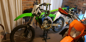 2017 kx 450