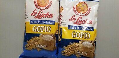 2 Gofio 900g Harina de trigo tostado segunda mano  Embacar hacia Argentina