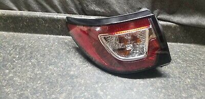 13 - 17 Chevy Traverse Left Driver Side Outer Quarter Panel Tail Light Lamp OEM