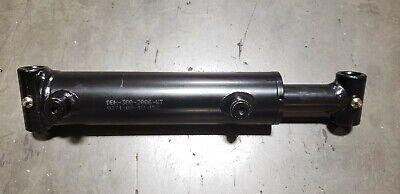 Dalton Hydraulic Welded Tube Cylinder 2 Bore 6 Stroke 3000 Psi 6 Sae