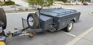 PMX Hard Top Camping Trailer