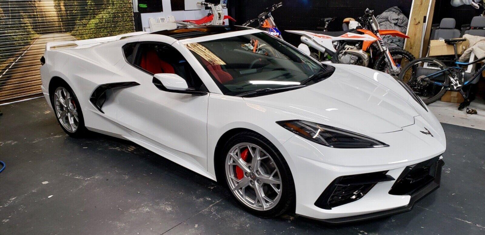 2020 C8 Corvette Z51